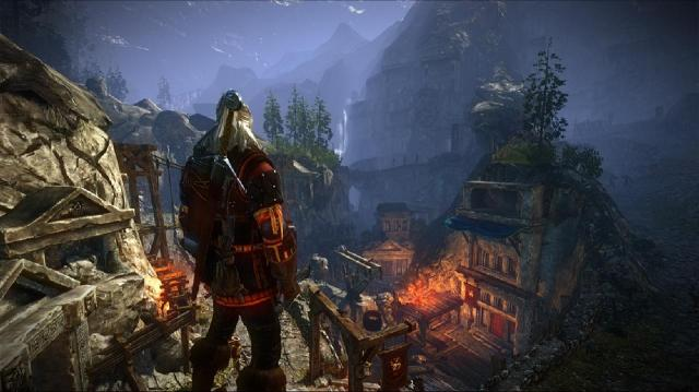"Intuitively set and ""hacked"" proper, film-like color balance in Witcher 2. Lots of work and tweaking, but at that time the result was amazing and critically acclaimed –all thanks to good artists with good understanding of photographic concepts and hours and hours of tweaking and iteration..."